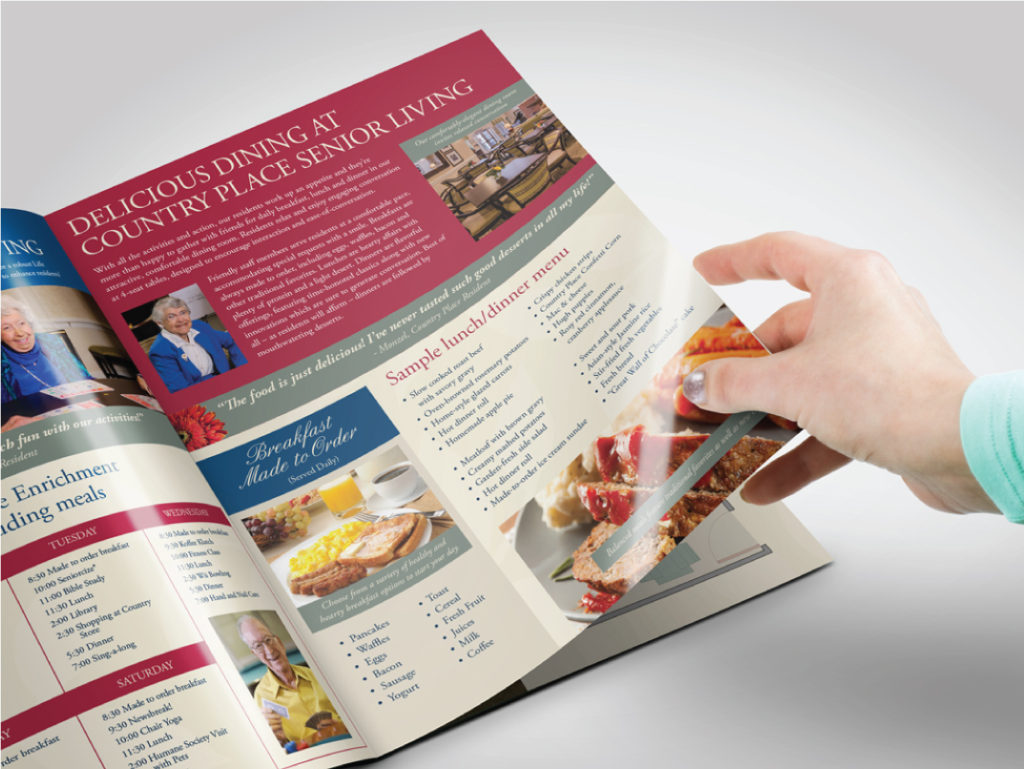 8-Page Brochure